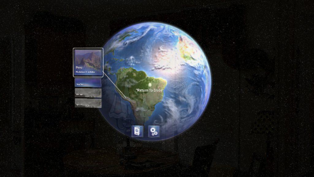 Tour Globe